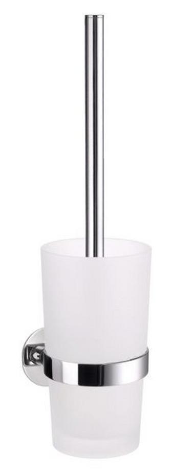 WC SADA - barvy chromu, Basics, kov/umělá hmota (0/42,5cm)