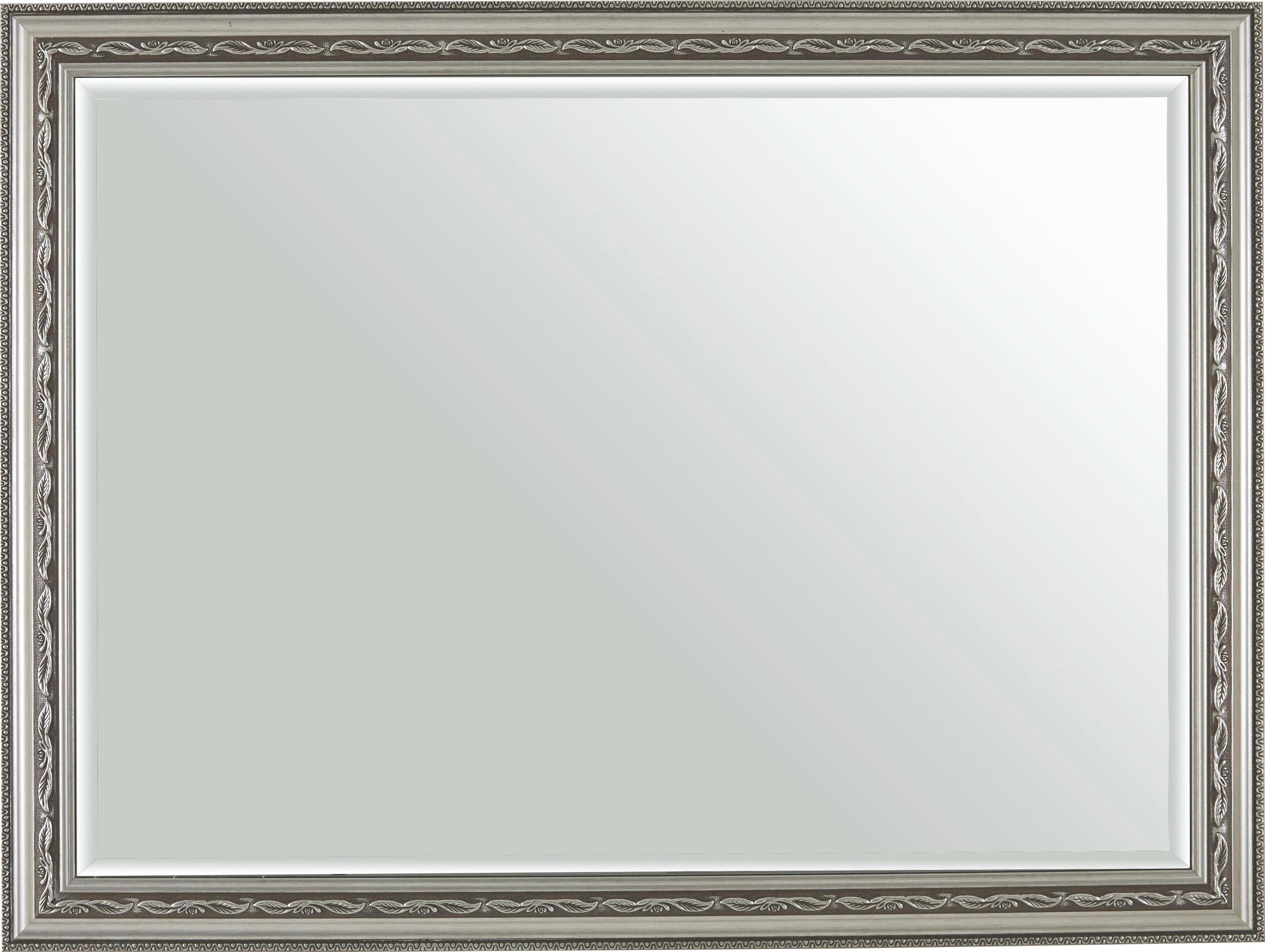 OGLEDALO - boje srebra, Lifestyle, staklo/plastika (60/80/2,2cm) - LANDSCAPE