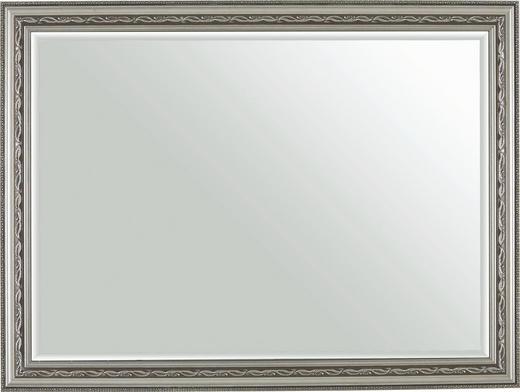 SPIEGEL Silberfarben - Silberfarben, LIFESTYLE, Glas/Kunststoff (60/80/2,2cm) - Landscape