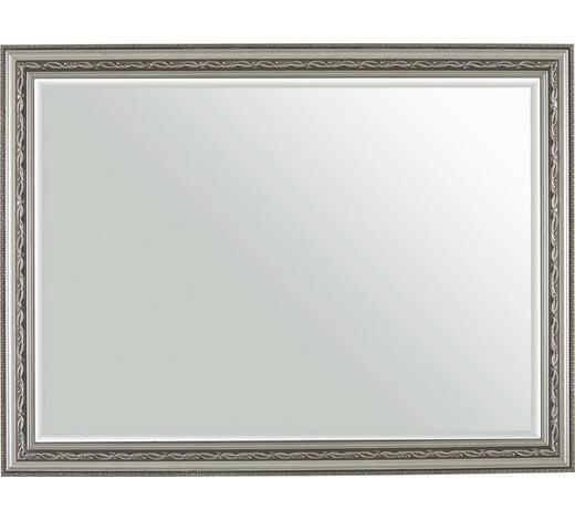 ZRCADLO, obdélníkové - barvy stříbra, Lifestyle, umělá hmota/sklo (60/80/2,2cm) - Landscape