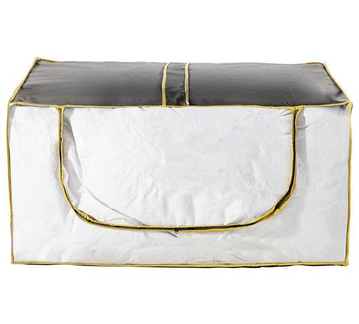 BOX Textil Grau  - Grau, Textil (90/50/53cm)