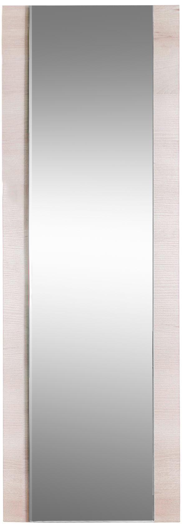 SPIEGEL - Buchefarben, Design, Glas/Holzwerkstoff (59/115/2cm) - CASSANDO