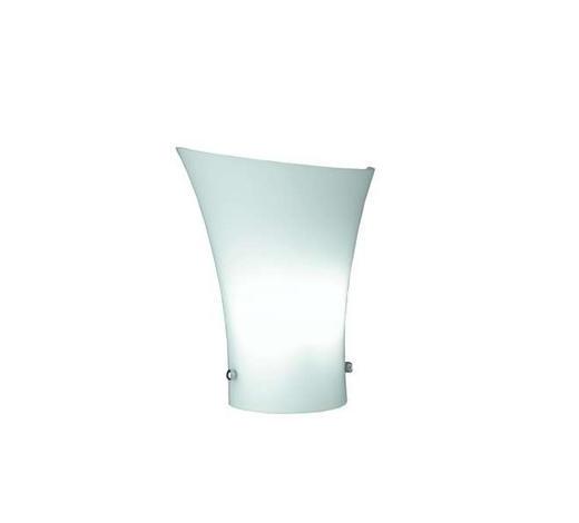 WANDLEUCHTE - Weiß, KONVENTIONELL, Metall (16/20/8cm)
