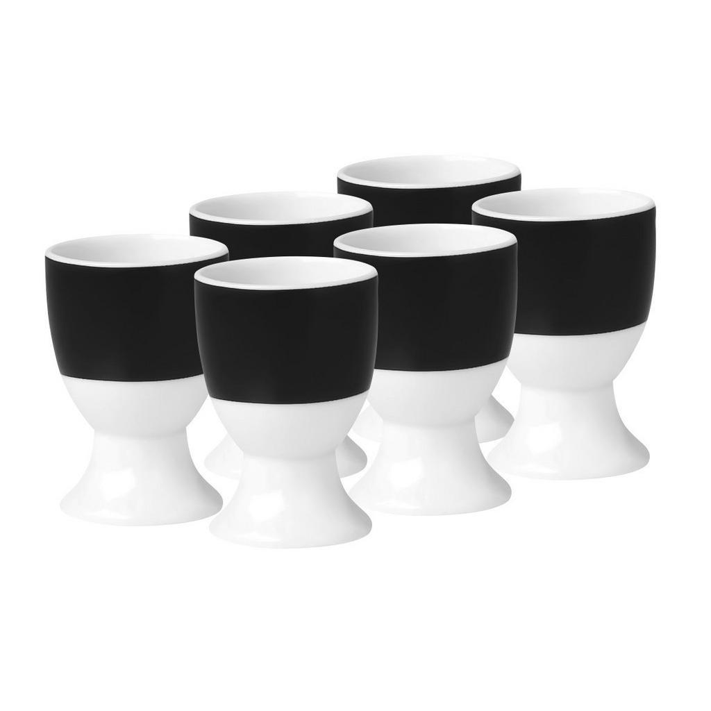 XXXLutz Eierbecherset keramik porzellan 6-teilig