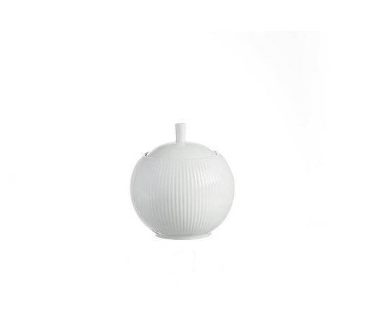 ZUCKERDOSE - Weiß, KONVENTIONELL, Keramik (8/9cm) - Ritzenhoff Breker