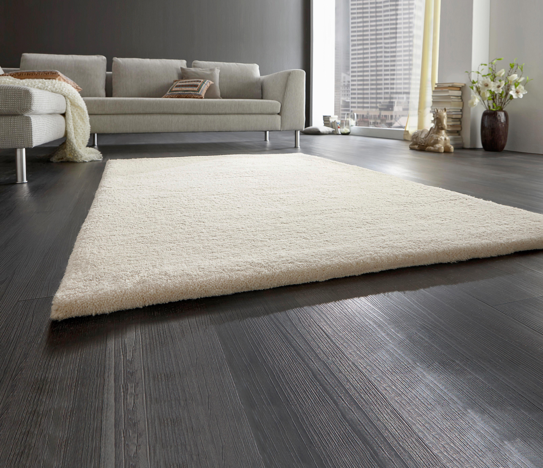 ORIENTTEPPICH  Weiß  160/230 cm - Weiß, Textil (160/230cm) - LINEA NATURA