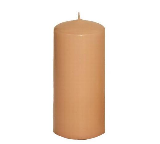 STUMPENKERZE 5,7/13 cm  - Creme, Basics (5,7/13cm) - Steinhart