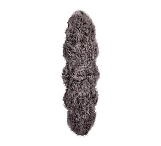 KUNSTFELL  60/180 cm  Grau   - Grau, Basics, Fell/Textil (60/180cm) - Ambia Home