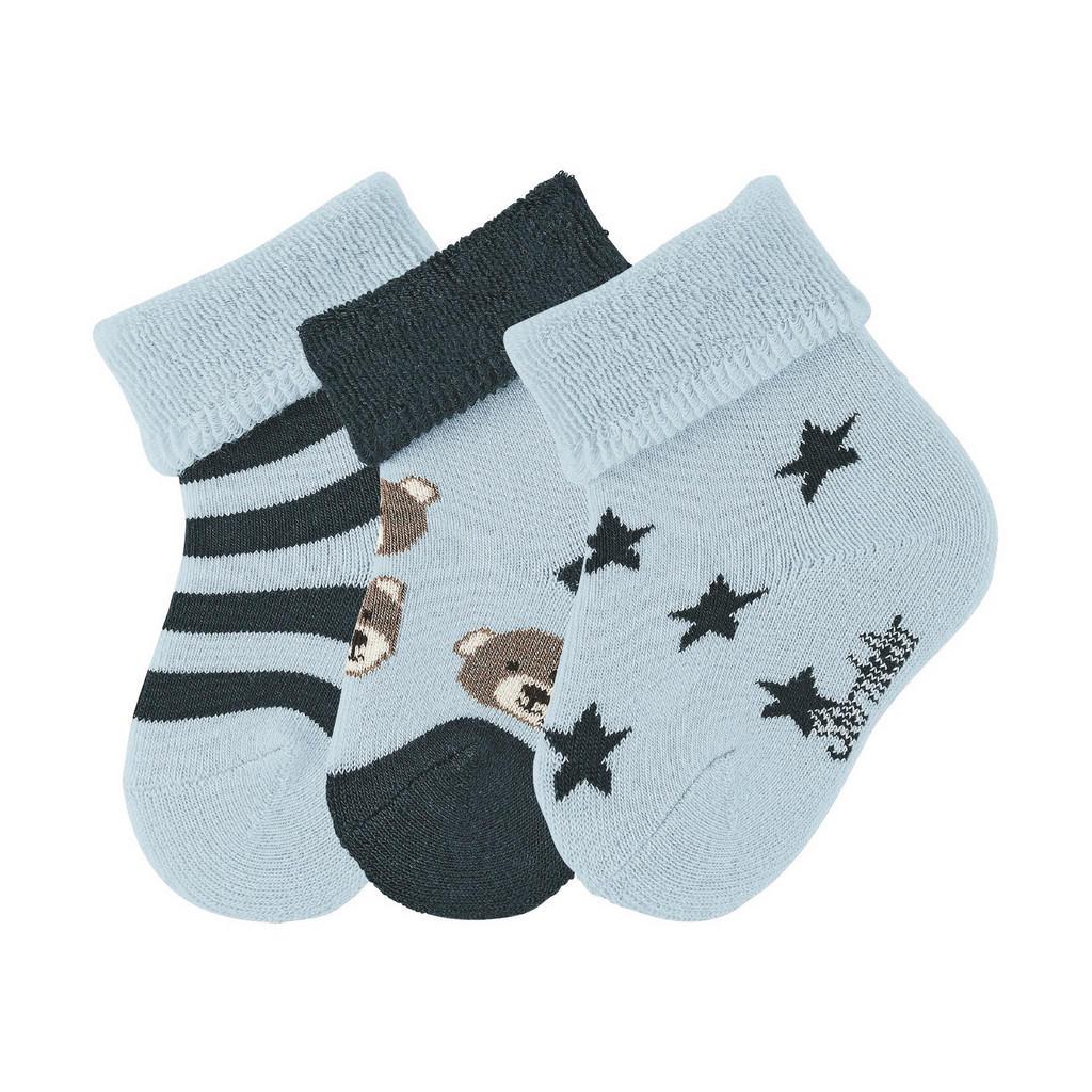 Sterntaler Babysöckchen 3er pack