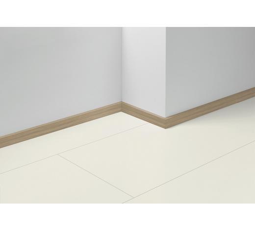 SOCKELLEISTE Grau, Hellbraun, Apfelbaumfarben - Hellbraun/Apfelbaumfarben, Basics, Holzwerkstoff (257/4/1,6cm) - Parador