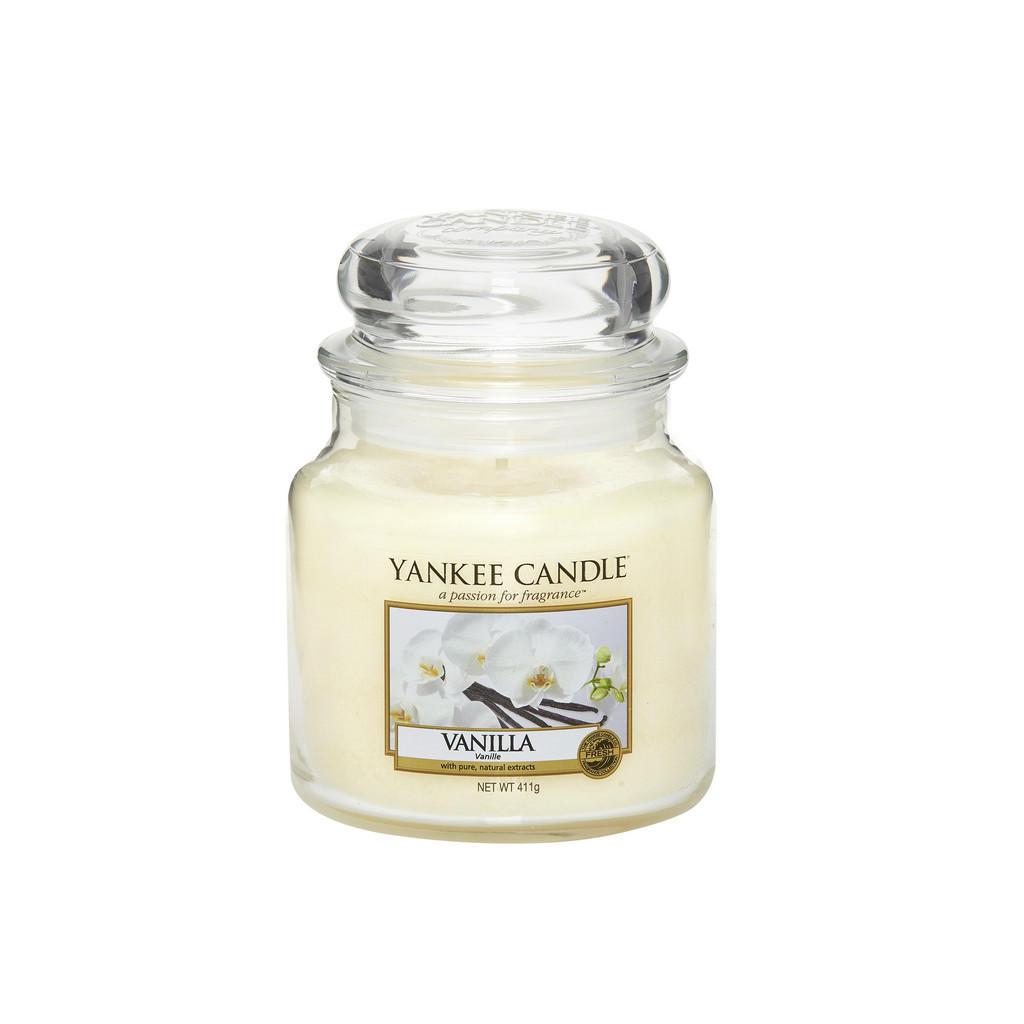 Yankee Candle Yankee candle vanilla vanilla