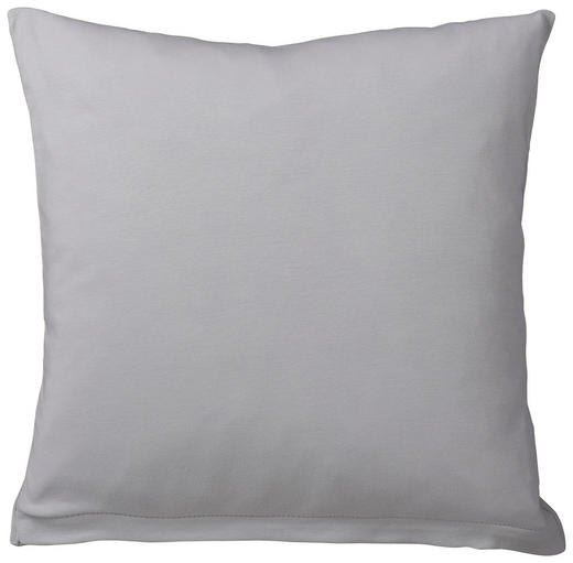 KISSENHÜLLE Hellgrau 40/40 cm - Hellgrau, Basics, Textil (40/40cm) - SCHLAFGUT