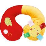 BABYNACKENKISSEN 20/29 cm  - Rot/Orange, Basics, Textil (20/29cm) - My Baby Lou