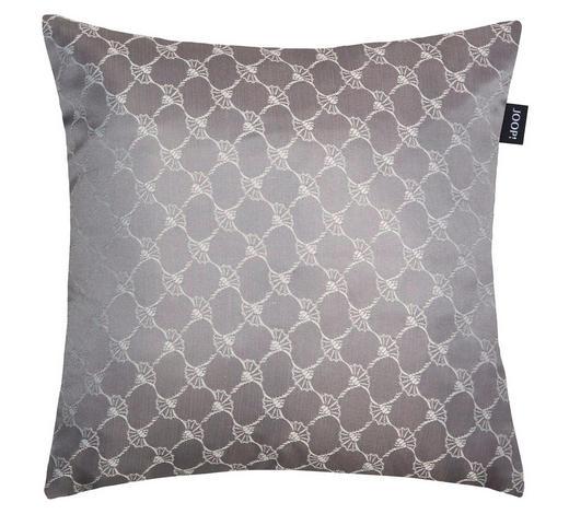 ZIERKISSEN 50/50 cm  - Silberfarben/Grau, Textil (50/50cm) - Joop!