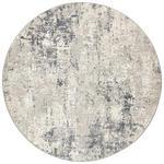 WEBTEPPICH   Grau, Weiß   - Weiß/Grau, Design, Textil (200cm) - Novel
