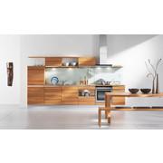 EINBAUKÜCHE - Natur, Holz/Holzwerkstoff - Team 7