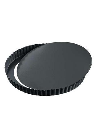 PEKAČ - antracit, Basics, kovina/keramika (28cm) - Kaiser