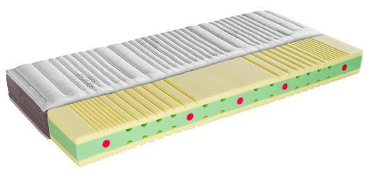 KALTSCHAUMMATRATZE - Weiß, KONVENTIONELL, Textil (90/20/200cm) - Sleeptex