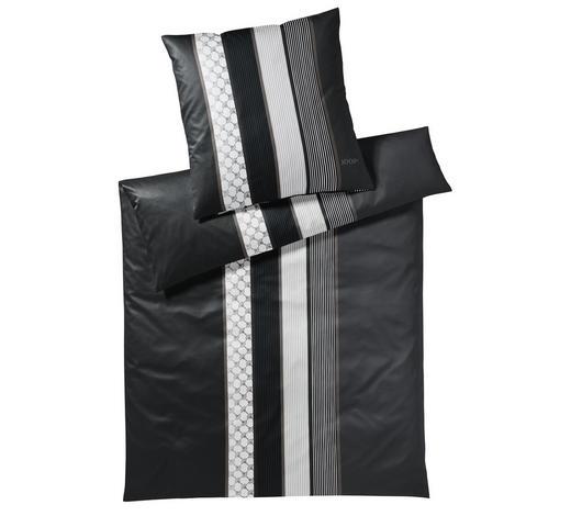 Bettwäsche Makosatin Grau Schwarz Weiß 155220 Cm Online Kaufen