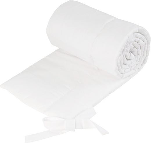 NESTCHEN Weiß - Weiß, Basics, Textil (170/31cm) - Dr. Sonne