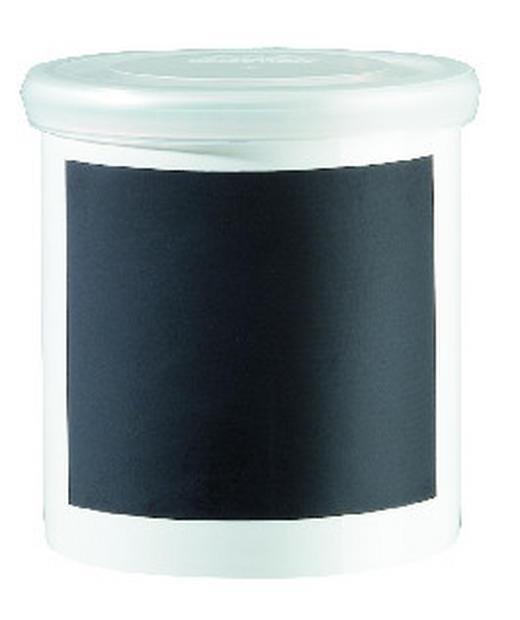VORRATSDOSE - Weiß, Basics, Keramik (8.0/9.5cm) - ASA