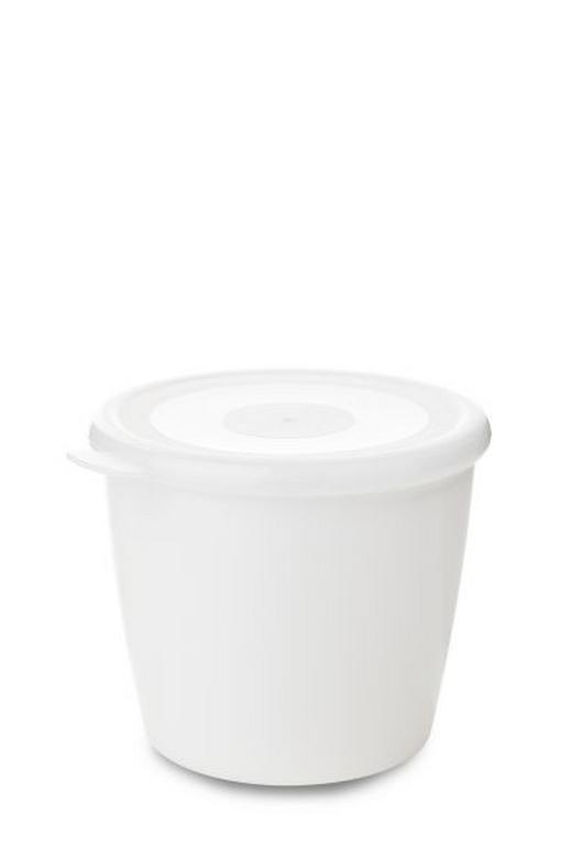 VORRATSDOSE 0,65 L - Weiß, Basics, Kunststoff (0.65l) - MEPAL ROSTI
