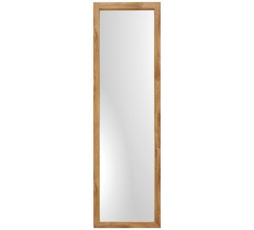 Standspiegel 55/185/42 cm  - Eichefarben, Design, Glas/Holzwerkstoff (55/185/42cm) - Xora