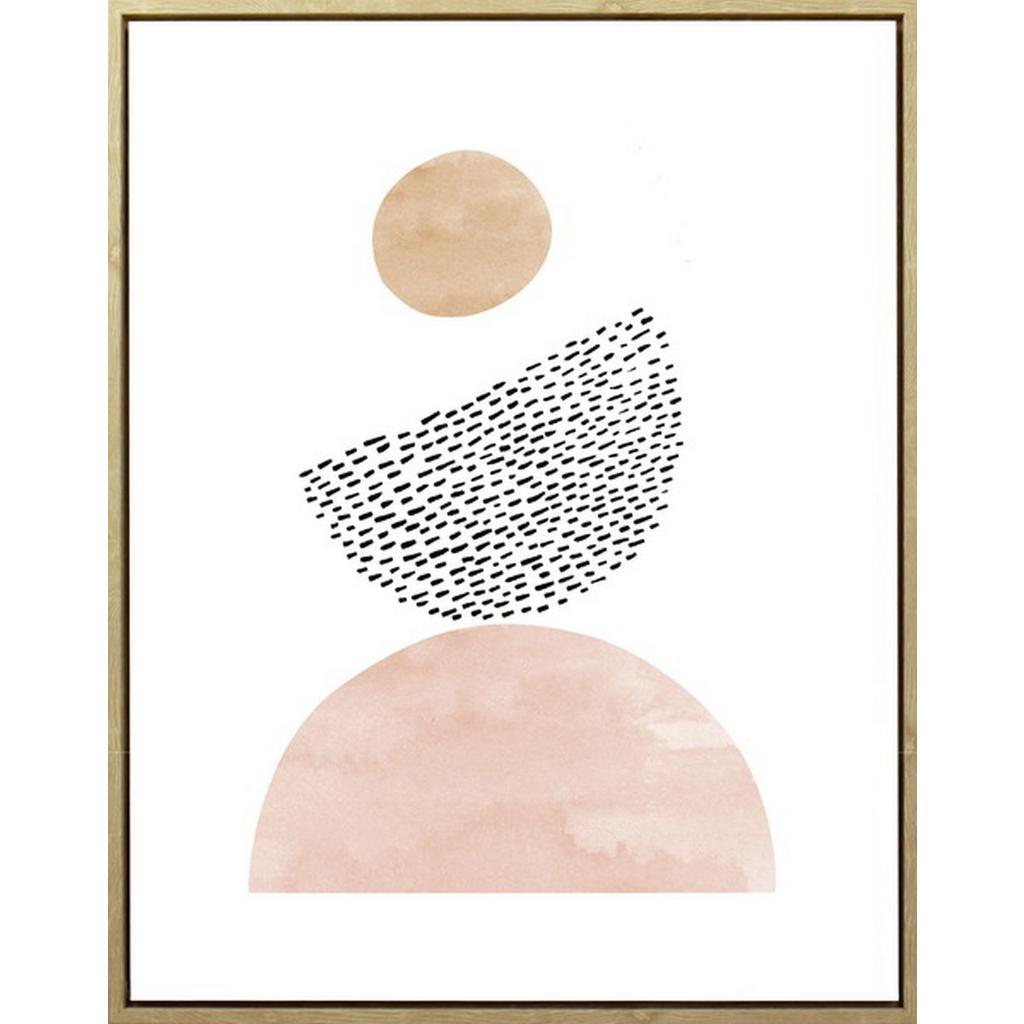 Monee Kunstdruck abstraktes