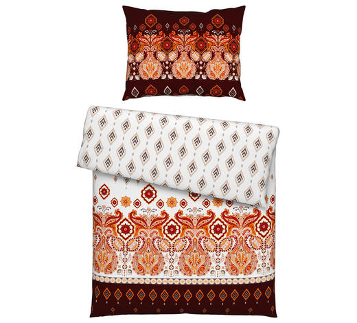 BETTWÄSCHE 140/200 cm - Braun, Trend, Textil (140/200cm) - Esposa