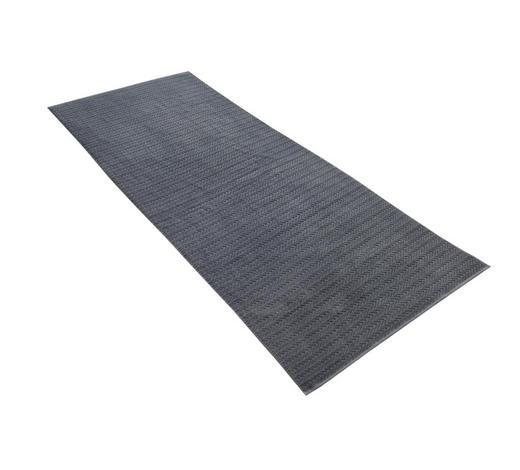 SAUNATUCH - Blau, Basics, Textil (90/200cm) - Vossen