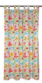 KINDERVORHANG   135/160 cm - Multicolor, Basics, Textil (135/160cm)