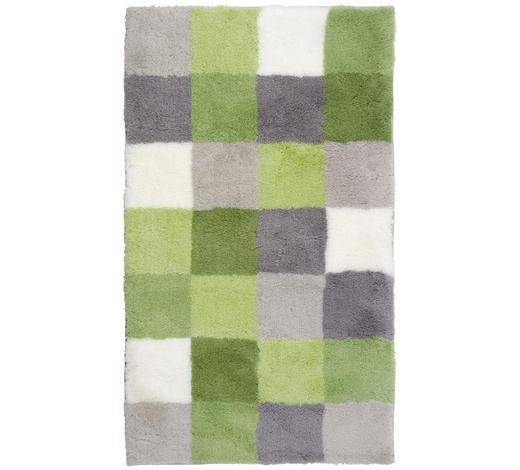 KOBEREC DO KOUPELNY, 70/120 cm, zelená - zelená, Konvenční, textil/umělá hmota (70/120cm) - Kleine Wolke