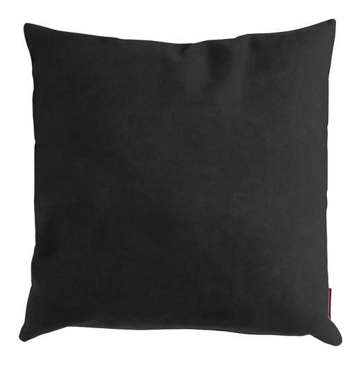 KISSENHÜLLE Schwarz 65/65 cm - Schwarz, Design, Textil (65/65cm) - Innovation