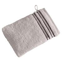 ROKAVICA ZA UMIVANJE CULT - svetlo siva, Konvencionalno, tekstil (16/22cm) - Vossen
