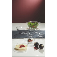 SCHALE Glas - Klar, Basics, Glas (12.5cm) - Nachtmann