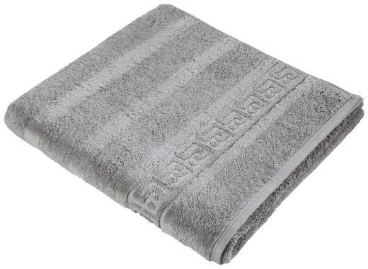 DUSCHTUCH - Graphitfarben, Basics, Textil (80/160cm) - Cawoe