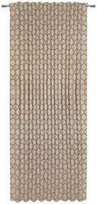 FERTIGVORHANG halbtransparent - Goldfarben, Natur, Textil (140/245cm) - Esposa