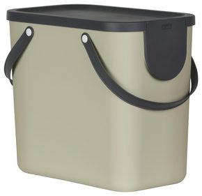 AVFALLSSAMLARE - beige, Basics, plast (40/23,5/34cm) - Rotho