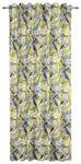FERTIGVORHANG  blickdicht  134/245 cm   - Blau/Gelb, LIFESTYLE, Textil (134/245cm) - Novel