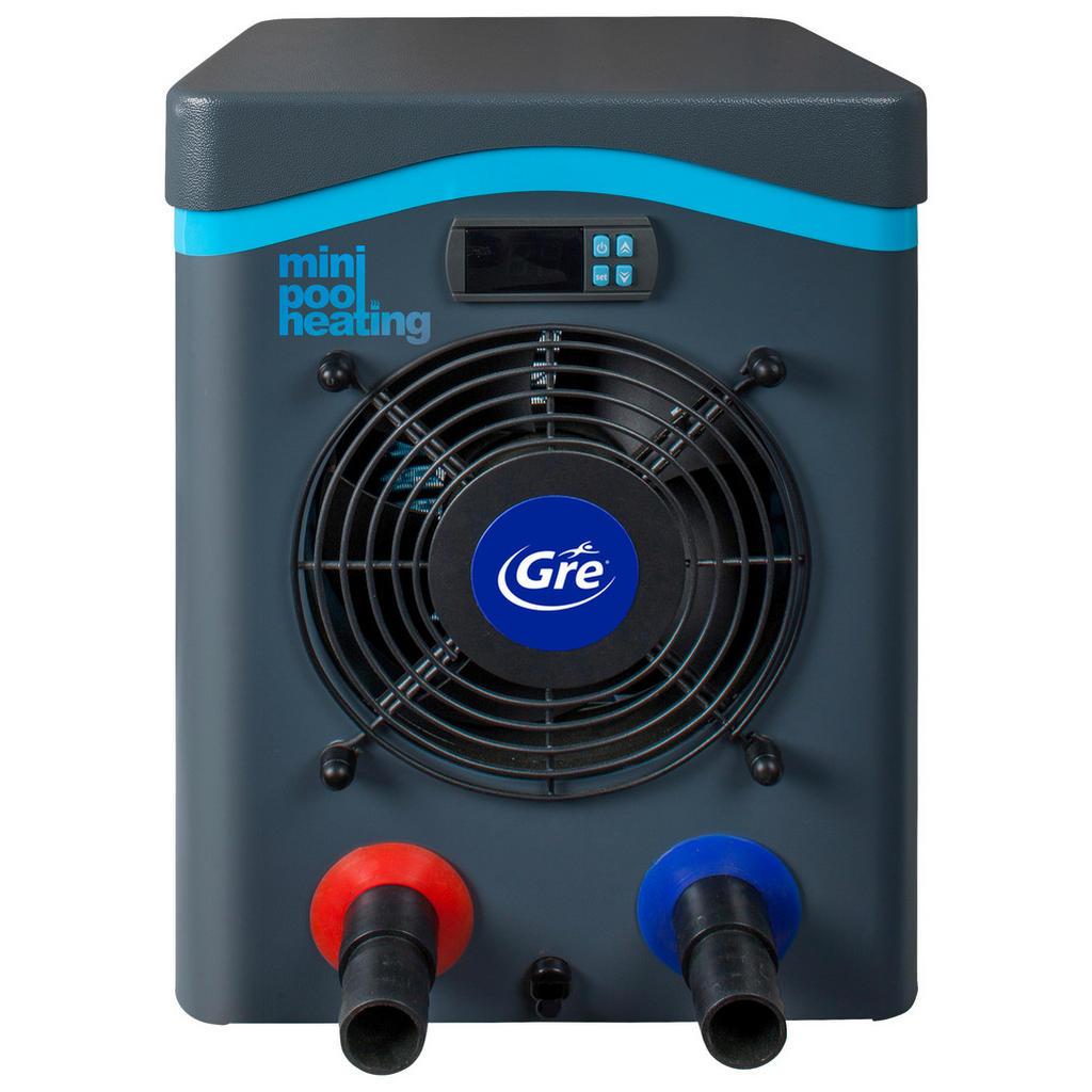 XXXLutz Wärmepumpe hpm20 grau