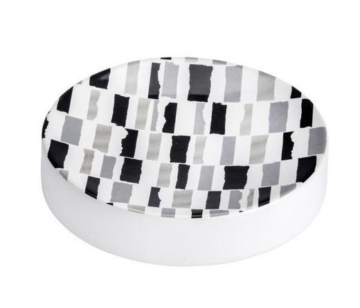 SEIFENSCHALE - Taupe, Basics, Keramik (11,5/11,5/2,5cm)