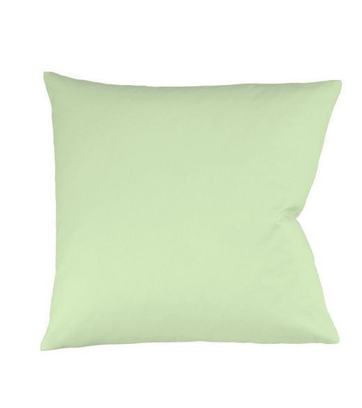 KISSENHÜLLE Hellgrün 80/80 cm - Hellgrün, Basics, Textil (80/80cm) - FLEURESSE