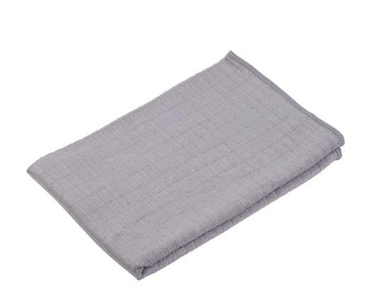 GESCHIRRTUCH-SET - Anthrazit, Basics, Textil (50/70cm)