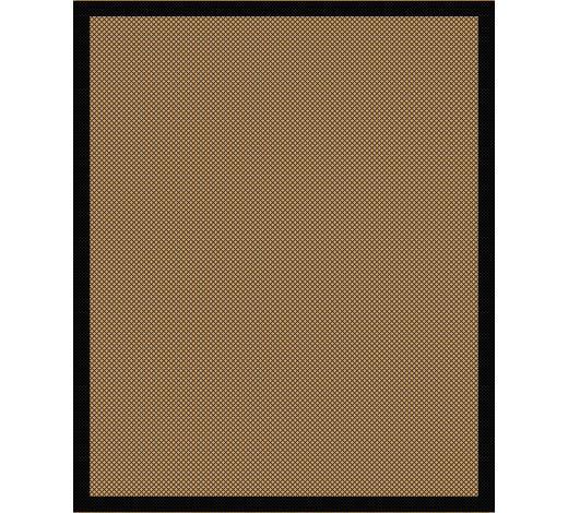 FLACHWEBETEPPICH - Goldfarben/Grau, KONVENTIONELL, Textil (60/110cm) - Boxxx