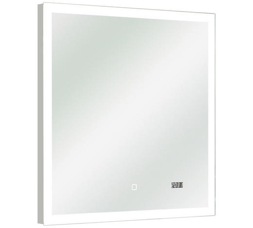 BADEZIMMERSPIEGEL  - Basics, Glas (70/70/3cm) - Xora