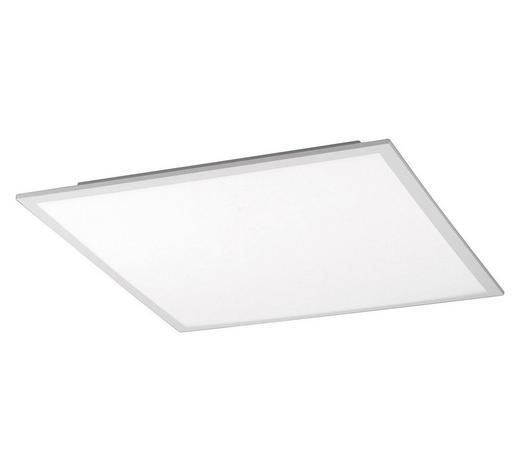 LED-PANEEL - Weiß, Design, Metall (45/45/5,6cm)