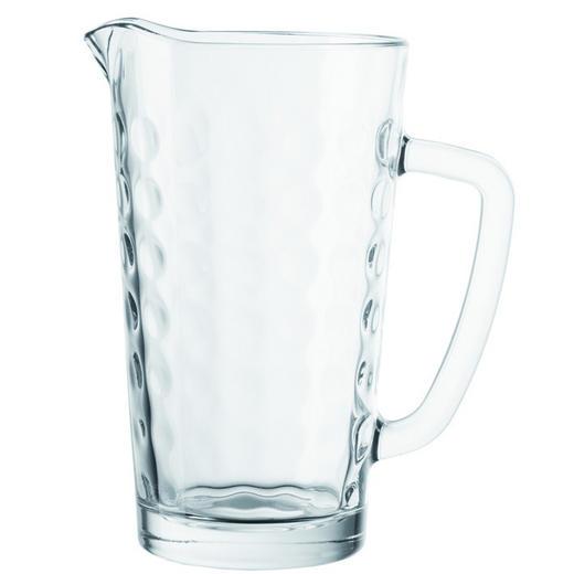 GLASKRUG  1,2 L - Basics, Glas (12/20.5/17cm) - LEONARDO