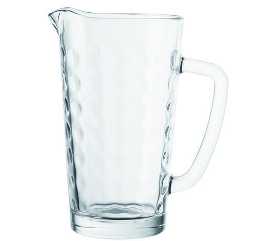 GLASKRUG 1,2 L - Design, Glas (12/20.5/17cm) - Leonardo