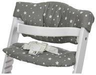 HOCHSTUHLEINLAGE - Grau, Basics, Textil - My Baby Lou