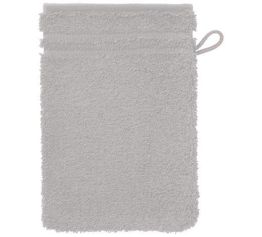WASCHHANDSCHUH - Hellgrau, Basics, Textil (22/16cm) - Vossen